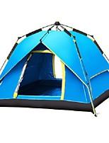 3-4 Personen Doppel Camping ZeltCamping Reisen