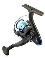 Fishing Reel Baitcast Reels 4:6:1 1 Ball Bearings Exchangable Other-HY200