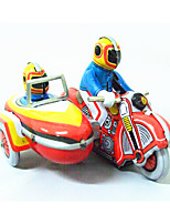 Wind-up Toy Motorcycle Metal Children's