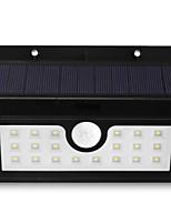 Brelong luz solar pir - 20 x smd 2835 5w 500lm indução de corpo humano impermeável sem fio