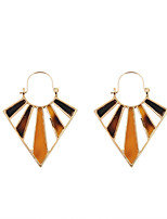 Fashion Women Geometric  Shape   Acrylic  Drop Earrings