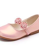 Девочки Туфли на шнуровке Удобная обувь Детская праздничная обувь Полиуретан Весна Лето Для праздника Повседневный Для вечеринки / ужина