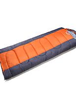 Sleeping Bag Rectangular Bag Single -5-15 Polyester75 Camping Outdoor Keep Warm