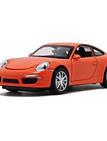 Строительный автомобиль игрушки автомобильные игрушки 1:48 пластик желтый наружная забава&виды спорта
