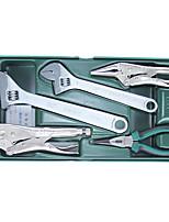 Sata einstellbare Schraubenschlüssel Zangen ölbeständige rutschfeste 09909 Auto Reparatur Werkzeug-Set