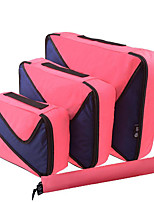 Унисекс Нейлон Для профессионального использования Сумка для ручной клади Розовый Серый Цвет морской волны Бледно-синий