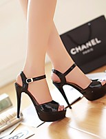 Kvinners sandaler våren komfort pu uformell