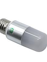 5W E26/E27 Lâmpada Redonda LED 7 SMD 2835 400-500 lm Branco Decorativa AC 220-240 V 1 pç