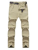 Homme Pantalon/Surpantalon Camping / Randonnée Pêche Respirable Eté