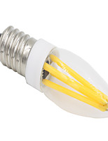 2W E14 G9 LED Bi-pin Lights T 4 COB 280-300 lm Warm White /Cool White Dimmable AC 220-240 V 1 pcs