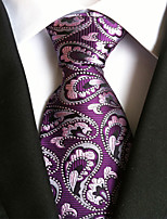 11 Kinds Casual Party Men's Polyester Silk Tie Necktie