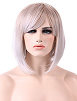 MAYSU Smooth Touch Fluffy High End Synthetic Women's Wig