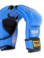 Gants de Boxe pour Boxe Sport de détente Art martial Fitness Les mitaines Antiusure Résistant aux Chocs Haute élasticité Protectif