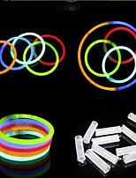 Eclairage LED Nouveautés & Farces 100 Carnaval Halloween Mascarade Plastique