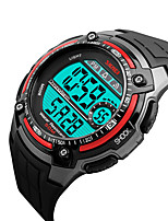 SKMEI 1203 Men's Woman Watch Outdoor Sports Multi - Function Watch Waterproof Sports Electronic Watches