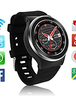 3G Smartwatch Phone with GPS WiFi Pedometer Heart Rate Monitor 5.0MP RC Camera for Android 5.1