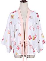Сладкое детство Лолита Косплей Платья Лолиты Мода С короткими рукавами Лолита Кофты Для