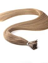 Neitsi 8a grade 28 '' 50g / lot 1g / s eu inclino o cabelo humano remy reto das extensões 100% do cabelo 10 #