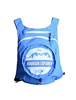 Tourenrucksäcke/Rucksack Rucksack für Camping & Wandern Klettern Reisen Sporttasche Kompakt Tasche zum Joggen 15Purpur Gelb Blau Rosa