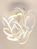 Montage du flux ,  Contemporain Traditionnel/Classique Plaqué Fonctionnalité for LED Style mini AluminiumSalle de séjour Chambre à