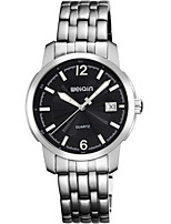 WeiQin Men's Fashion Watch Automatic self-winding Calendar Water Resistant / Water Proof Alloy Band Silver