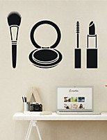 AYA DIY Funny Wall Stickers Cosmetic