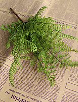 1 Branch Artificial Plant Fern Flower Arrangement With Material Artificial Flowers