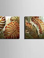 Цветочные мотивы/ботанический Modern Европейский стиль,1 панель Холст Квадратная Печать Искусство Декор стены For Украшение дома