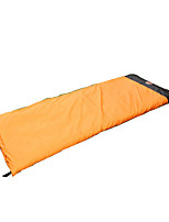 Schlafsack Rechteckiger Schlafsack Einzelbett(150 x 200 cm) 15 T/C Baumwolle 185X75 Camping Feuchtigkeitsundurchlässig warm halten 自由之舟骆驼