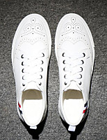 Men's Sneakers Spring Bullock shoes Tulle Casual Red Black White