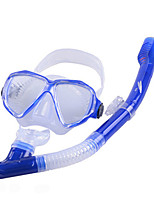 Diving Masks Snorkels Protective Diving / Snorkeling Rubber silicon Synthetics Mixed Materials