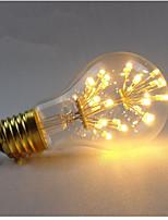 1pcs Dimmable E27 A19 MTX LED Filament Bulbs intage LED Light Bulb Fireworks Starry Decorative For Pendant Lamp AC220-240V