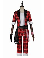 Inspired by Cosplay Cosplay Video Game Cosplay Costumes Cosplay Suits Cosplay Tops/Bottoms Fashion Half-SleeveCoat Blouse Pants Gloves