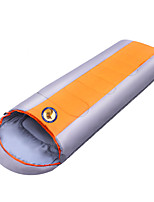 Sleeping Bag Rectangular Bag Single -10 -5 5 Polyester 210X75 Camping Outdoor Keep Warm 自由之舟骆驼