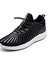 Atletické boty-Tyl PVC-Pohodlné lehké Soles-Unisex--Outdoor Běžné Atletika-Plochá podrážka