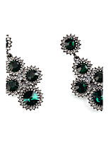 Women's Earrings Jewelry Fashion Vintage Gem Alloy Jewelry Jewelry For Party Gift Casual