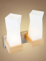 Ac 220-240 e27 recurso moderno / contemporâneo para luz de parede de apliques de parede leduplight
