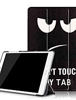 Capa de capa de impressão para asus zenpad 3s 10 z500 z500m 9.7 comprimido com película protetora