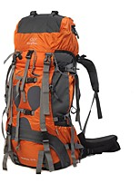 75 L Rucksack Multifunktions Orange