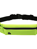 10 L Belt Pouch/Belt Bag Climbing Leisure Sports Camping & Hiking Rain-Proof Dust Proof Breathable Multifunctional