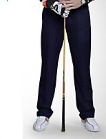Homme Sans manche Golf Bas Etanche Respirable Doux Confortable Anti-transpiration Blanc Noir Gris Vert Golf Sport de détente