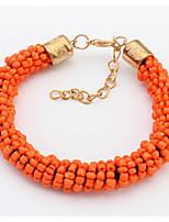 European And American Fashion Beautiful Beads Beaded Bracelet