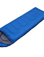 Sleeping Bag Rectangular Bag Single -3-8 Polyester75 Hiking Camping Traveling Portable Keep Warm