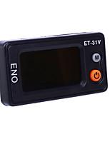 ENO ET-31V Electronics Digital automatic Chromatic Clip ViolinTuner Black
