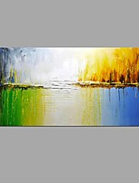 Hand Painted Modern Abstract Wall Art Oil Paintings On Canvas With Stretched Frame Ready To Hang