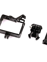 Border Mount Protective CaseUV Protector for Gopro Hero 3/3/4