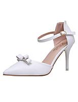 Femme-Bureau & Travail Habillé--Talon Aiguille-Confort-Chaussures à Talons-Polyuréthane