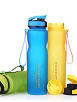 La botella del deporte del té del infuser de la botella de agua del deporte 1000ml libera mis botellas de agua 1000ml friega la taza