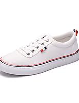 Herren-Sneaker-Lässig-Mikrofaser-Flacher Absatz-Komfort Leuchtende Sohlen-