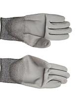 Gants étoile 9 po gants anti-coupe et gants de protection industriels de taille moyenne en palme.
